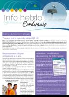 Info'Hebdo n°29 du jeudi 7 septembre  2017