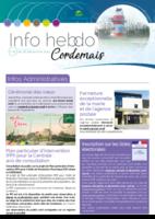Info'Hebdo n°45 du jeudi 28 décembre 2017