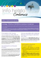 Info'Hebdo n°32 du jeudi 28 septembre  2017