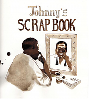 Johnnys Scrapbook - Cie Frasques