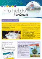 Info'Hebdo n°18 du jeudi 3 mai 2018