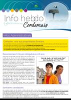 Info'Hebdo n°39 du jeudi 16 novembre 2017