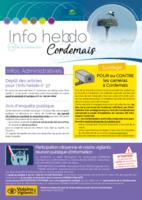 Info'Hebdo n°34 du jeudi 12 octobre  2017